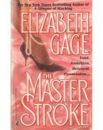 The Master Stroke - Gage, Elisabeth