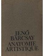 Anatomie artistique de l'homme - Barcsay Jenő