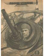 Magyar Szárnyak 1944. 16. szám augusztus - Jánosy István