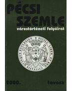 Pécsi szemle 2000. tavasz - Romváry Ferenc