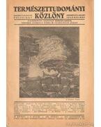 Természettudományi közlöny 1937. 8. szám - Dr. Gombocz Endre, Szabó-Patay József
