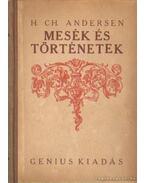 Mesék és történetek III. kötet - Andersen, H. CH.