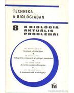A biológia aktuális problémái 1976/8 - Csaba György