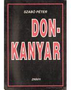 Don-kanyar - Szabó Péter