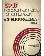 Irodalomelméleti Tanulmányok 1-2. - Szerdahelyi István