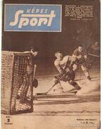 Képes sport 1955 II. évf. (hiányos) - Pásztor Lajos