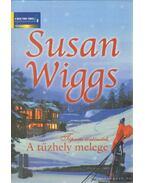 A tűzhely melege - Susan Wiggs