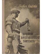 A komlói kőszénbányászat története 1812-1954 - Babics András