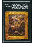 Magyar-georgiai irodalmi kapcsolatok - Babirák Hajnalka