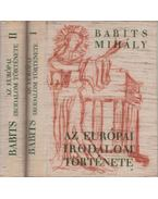 Az európai irodalom története I-II. - Babits Mihály