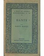 Dante - Babits Mihály