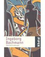 Sämtliche Erzählungen - Bachmann, Ingeborg