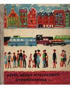 Képes német nyelvkönyv gyermekeknek I. - Bács Rudolfné, Telegdi Bernát