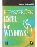 Egyszerűen Excel for Windows 95 - Baczoni Pál
