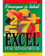 Excel for Windows 95 - Baczoni Pál