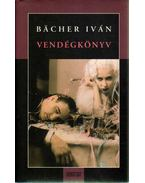 Vendégkönyv - Bächer Iván
