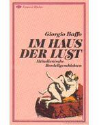 Im Haus der Lust - Baffo, Giorgio