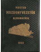 Magyar mozdonyvezetők almanachja - Bakos Jenő (főszerk.)
