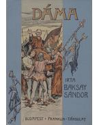 Dáma - Baksay Sándor