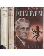 Indiai éveim I-II. - Baktay Ervin