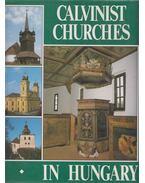 Calvinist Churches in Hungary - Balázs Dercsényi, Gábor Hegyi, Ernő Marosi, Béla Takács