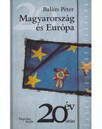 Magyarország és Európa - Balázs Péter