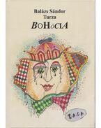 Bohócia (dedikált) - Balázs Sándor