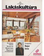 Lakáskultúra 1991/3. június-július - Balog János