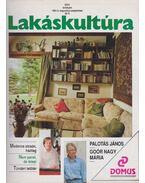 Lakáskultúra 1991/4. augusztus-szeptember - Balog János