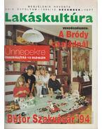 Lakáskultúra 1994/12. december - Balog János