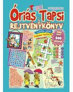 Óriás Tapsi Rejtvénykönyv - Balog László