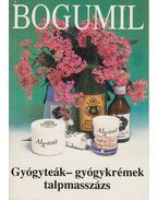 Gyógyteák - gyógykrémek, talpmasszázs - Balogh Gyula