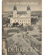 Debrecen - Balogh István