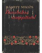 Darabokra szaggattatol (aláírt) - Bánffy Miklós