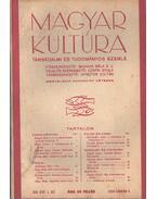 Magyar kultúra XXI. évf. I. félév - Bangha Béla