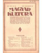 Magyar kultúra 1927 december 20. - Bangha Béla S. J.