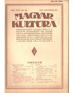 Magyar kultúra 1927 október 20. - Bangha Béla S. J.