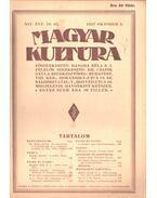 Magyar kultúra 1927 október 5. - Bangha Béla S. J.