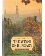 The Wines of Hungary - Bárány István