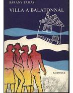Villa a Balatonnál - Bárány Tamás