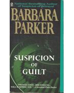 Suspicion of Guilt - Barbara Parker