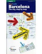 Barcelona: The city, map by map