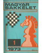 Magyar sakkélet 1973/1974 (teljes) - Bárczay László, Haág Ervin
