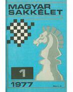 Magyar sakkélet 1977/1978 (teljes) - Bárczay László