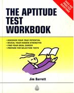 The Aptitude Test Workbook - Barrett, Jim