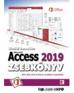 Access 2019 zsebkönyv - Bártfai Barnabás