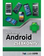 Android zsebkönyv - Bártfai Barnabás