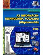 Az információtechnológia fogalmai - Alapismeretek - ECDL - Bártfai Barnabás