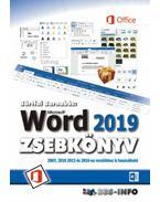 Word 2019 zsebkönyv - Bártfai Barnabás