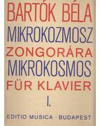 Mikrokozmosz zongorára I. - Bartók Béla
